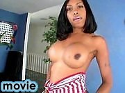 Ebony tranny rubbing stiff rod